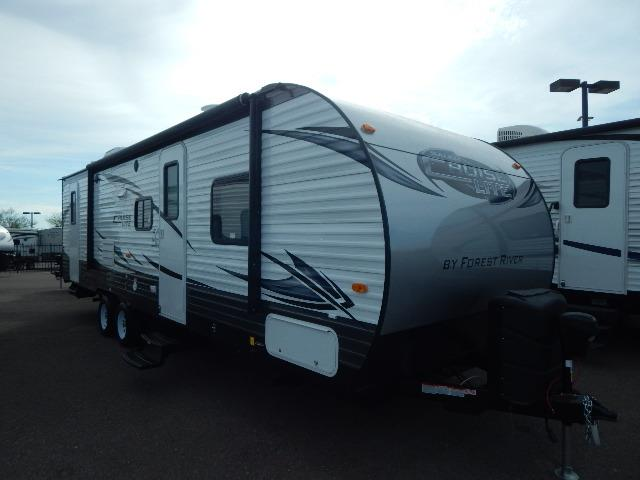 New 2016 Forest River SALEM CRUISE LITE 262BHXL Travel Trailer For Sale
