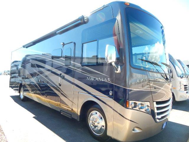 New 2015 THOR MOTOR COACH MIRAMAR 34.2 Class A - Gas For Sale