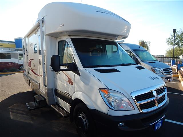 Used 2008 Winnebago View 24J Class C For Sale
