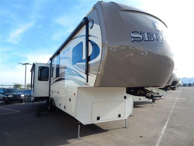 2015 Crossroads Sequoia