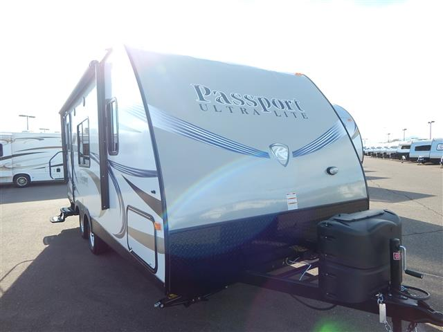 New 2015 Keystone Passport 195RBWE Travel Trailer For Sale