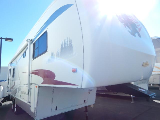 Used 2005 Forest River Americana 29LE Fifth Wheel For Sale