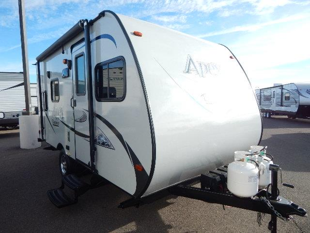 Used 2015 Coachmen Apex 18BH Travel Trailer For Sale