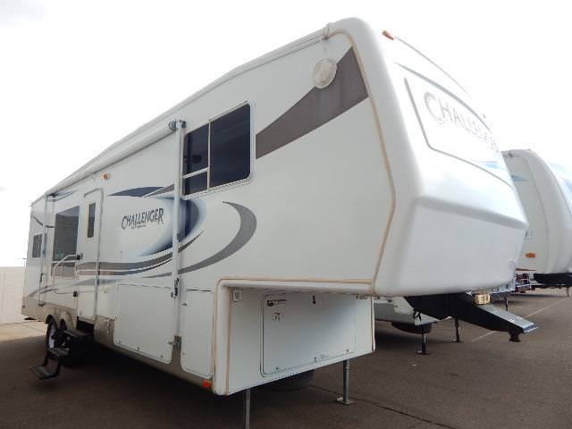 Used 2005 Keystone Challenger 29RKP Fifth Wheel For Sale