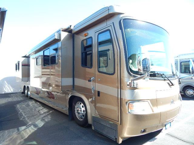 Used 2006 Beaver Motor Coaches Marquis TOPAZ QSL Class A - Diesel For Sale