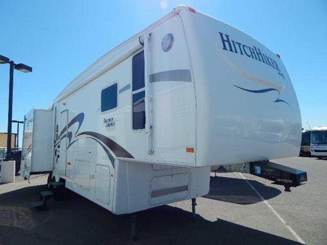 Used 2007 NuWa Discover America 33CK Fifth Wheel For Sale
