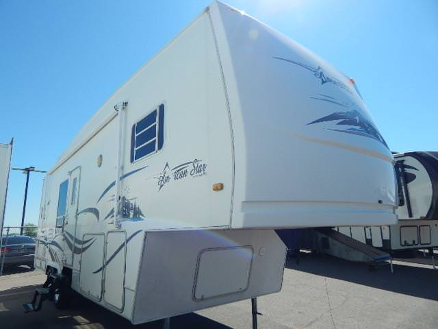 Used 2004 Newmar American Star 30BK Fifth Wheel For Sale