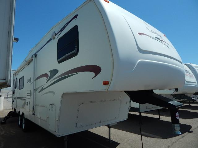 Used 2003 Keystone Laredo 27RL Fifth Wheel For Sale