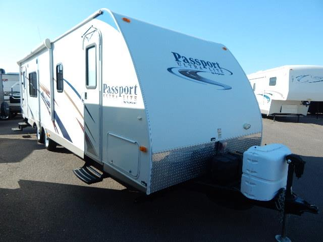 Used 2010 Keystone Passport 288RK Travel Trailer For Sale