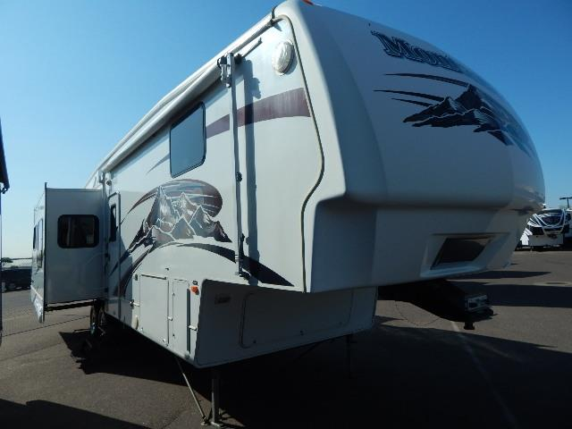 Used 2008 Keystone Montana 3600RE Fifth Wheel For Sale