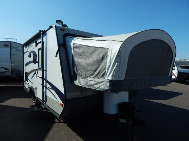 Used 2015 Jayco Jay Feather 17A Travel Trailer For Sale