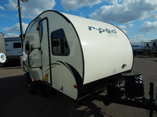 Used 2013 Forest River R POD 177 Travel Trailer For Sale