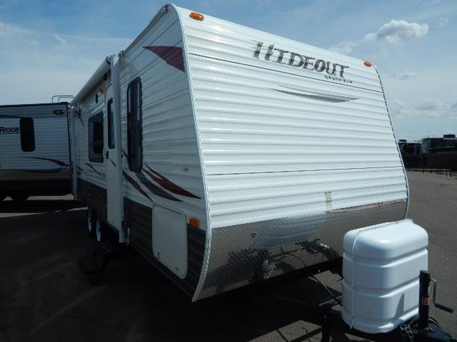 Used 2012 Keystone Hideout 24BHWE Travel Trailer For Sale