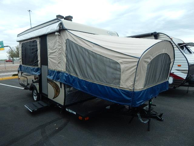 Used 2013 Forest River Clipper GS124 Pop Up For Sale