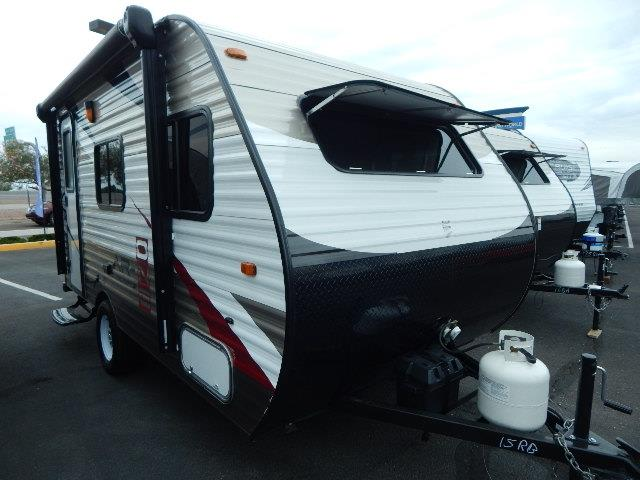 Used 2015 Starcraft AR-ONE 14RB Travel Trailer For Sale