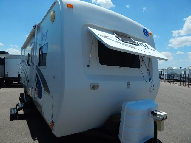 Used 2008 Holiday Rambler Savoy LX 28RBS Travel Trailer For Sale
