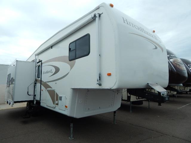Used 2006 NuWa HITCHHIKER 2 29.5FKTG Fifth Wheel For Sale