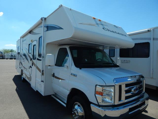 Used 2010 Fourwinds Chateau 31 Class C For Sale