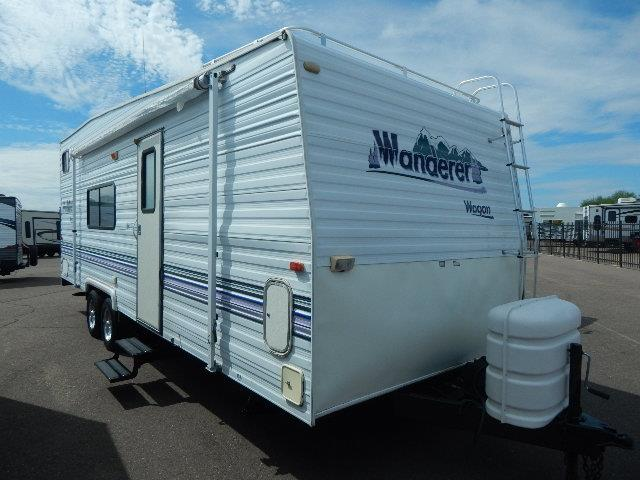 Used 2000 Thor Wanderer 257TB Travel Trailer For Sale