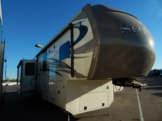 2016 Crossroads Sequoia