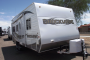 New 2013 Forest River Shockwave 21FSMX Travel Trailer Toyhauler For Sale