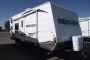 New 2013 Forest River Shockwave 23SSMX Travel Trailer Toyhauler For Sale