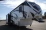New 2013 Keystone Fuzion 395 Fifth Wheel Toyhauler For Sale