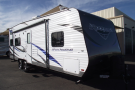 New 2014 Forest River Shockwave 25FQMX Travel Trailer Toyhauler For Sale