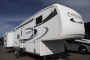 Used 2007 Keystone Challenger 34RBH Fifth Wheel For Sale