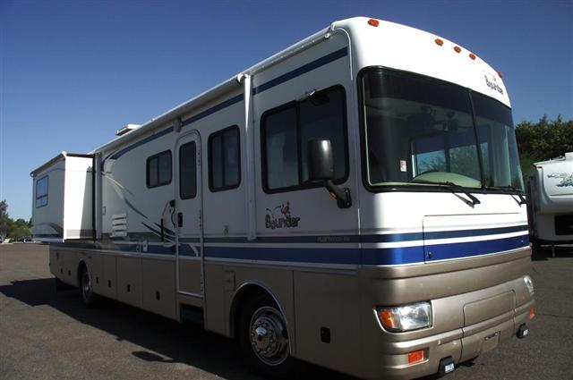 Buy a Used Fleetwood Bounder in Mesa, AZ.
