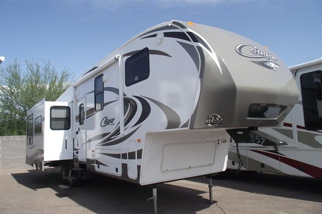 Buy a New Keystone Cougar in Mesa, AZ.
