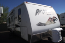 Used 2005 Keystone Raptor 3018 Travel Trailer Toyhauler For Sale