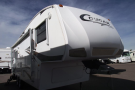 Used 2009 Keystone Cougar 276RL Fifth Wheel For Sale