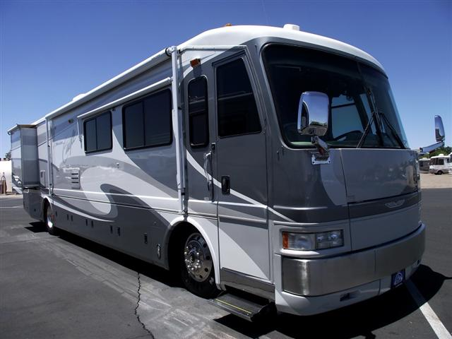 Buy a Used American Coach American Eagle in Mesa, AZ.