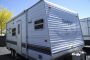 Used 2004 Forest River Sandpiper T18 Travel Trailer Toyhauler For Sale