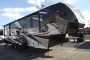 New 2015 Dutchmen VOLTAGE 3600 Fifth Wheel Toyhauler For Sale