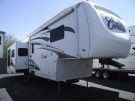 Used 2008 Forest River Cardinal 37RK Fifth Wheel For Sale