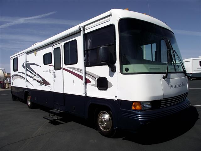 Buy a Used Tiffin Allegro Bay in Mesa, AZ.