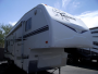 Used 2007 Fleetwood Terry 295RL Fifth Wheel For Sale