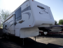 Used 2003 Crossroads Silverado 33RL Fifth Wheel For Sale
