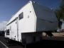 Used 2007 Skyline Layton RAMPAGE 337 Fifth Wheel Toyhauler For Sale