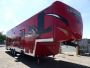 Used 2015 Forest River WORK AND PLAY CATALYST 40WCH Fifth Wheel Toyhauler For Sale