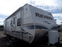 Used 2012 Forest River SHASTA REVERE 30CKBH Travel Trailer For Sale