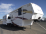 Used 2008 Coachmen Wyoming 335RETS Fifth Wheel For Sale