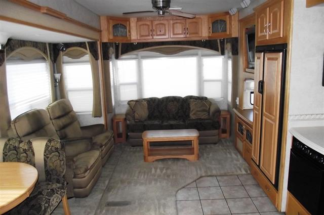 Used 2005 Teton Homes Sunrise Fifth Wheel For Sale In Mesa