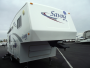 Used 2008 Holiday Rambler Savoy Sl 25RKS Fifth Wheel For Sale