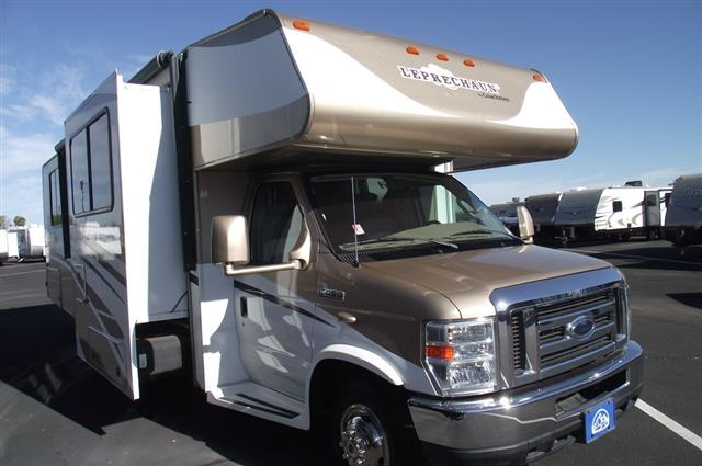 Used 2009 Coachmen Leprechaun 319DL Class C For Sale