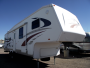 Used 2007 Crossroads Cruiser 32BH Fifth Wheel For Sale