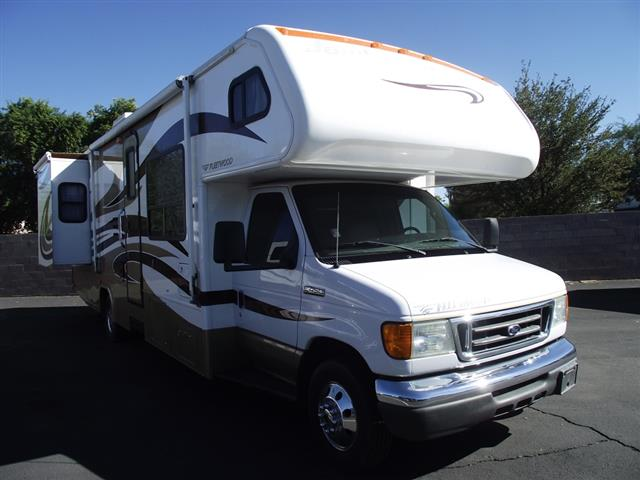 Used 2007 Fleetwood Jamboree 31K Class C For Sale