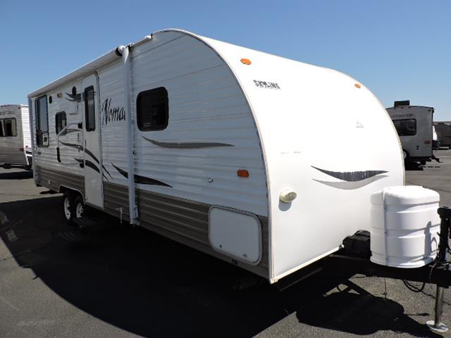 Used 2011 Nomad JOEY SERIES 245LT Travel Trailer For Sale